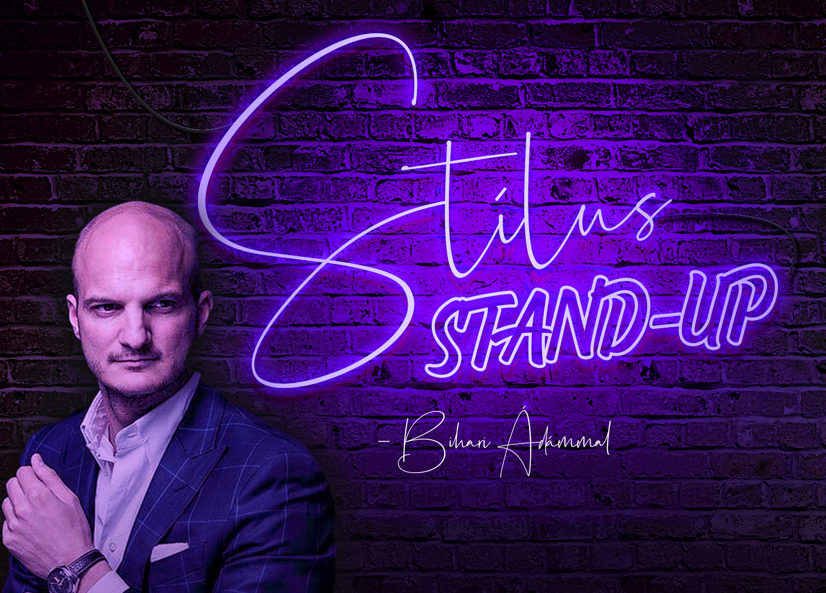 Stílus Stand-up powered by iNSTANT Nights