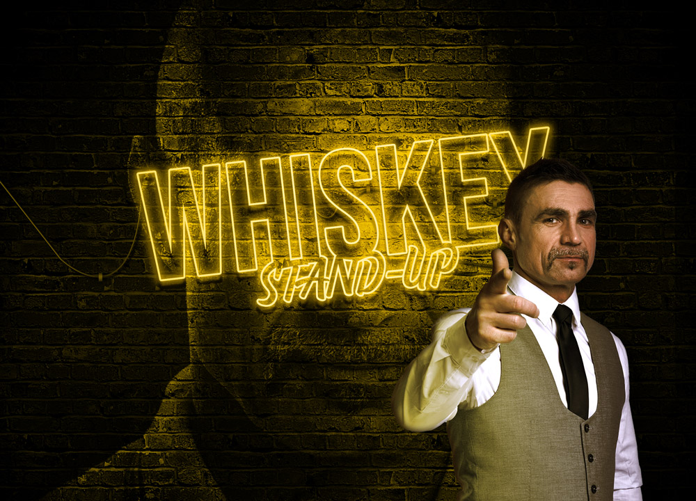 Whiskey Stand Up Ambrus Attilával