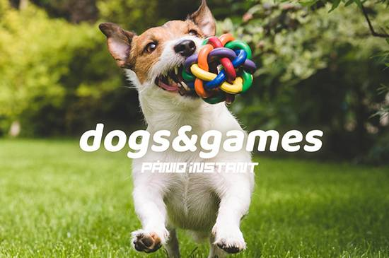 Dogs & games