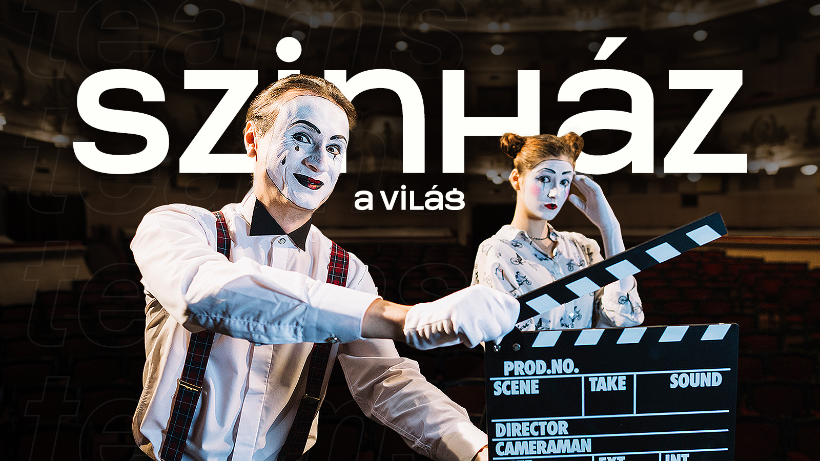 Színház a világ - instant teams